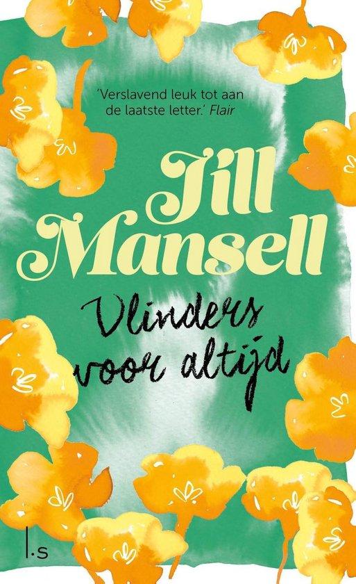 Boek cover Vlinders voor altijd van Jill Mansell (Onbekend)