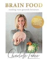 Boek cover Brain Food van Charlotte Labee (Hardcover)