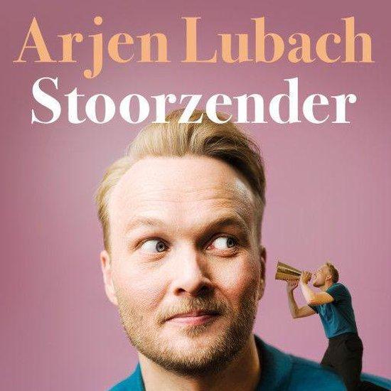Boek cover Stoorzender van Arjen Lubach (Onbekend)