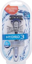 Wilkinson Hydro 3 Scheerapparaat Met Zuignap Houder