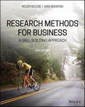 Research Methods For Business 8th