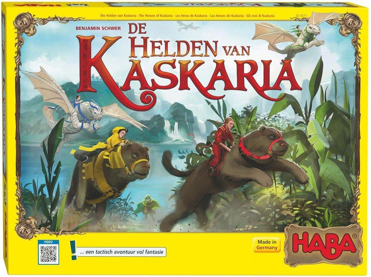 bol.com | Haba Spel - De helden van Kaskaria 301871 | Games