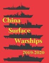 China Surface Warships