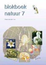 Blokboek natuur 7