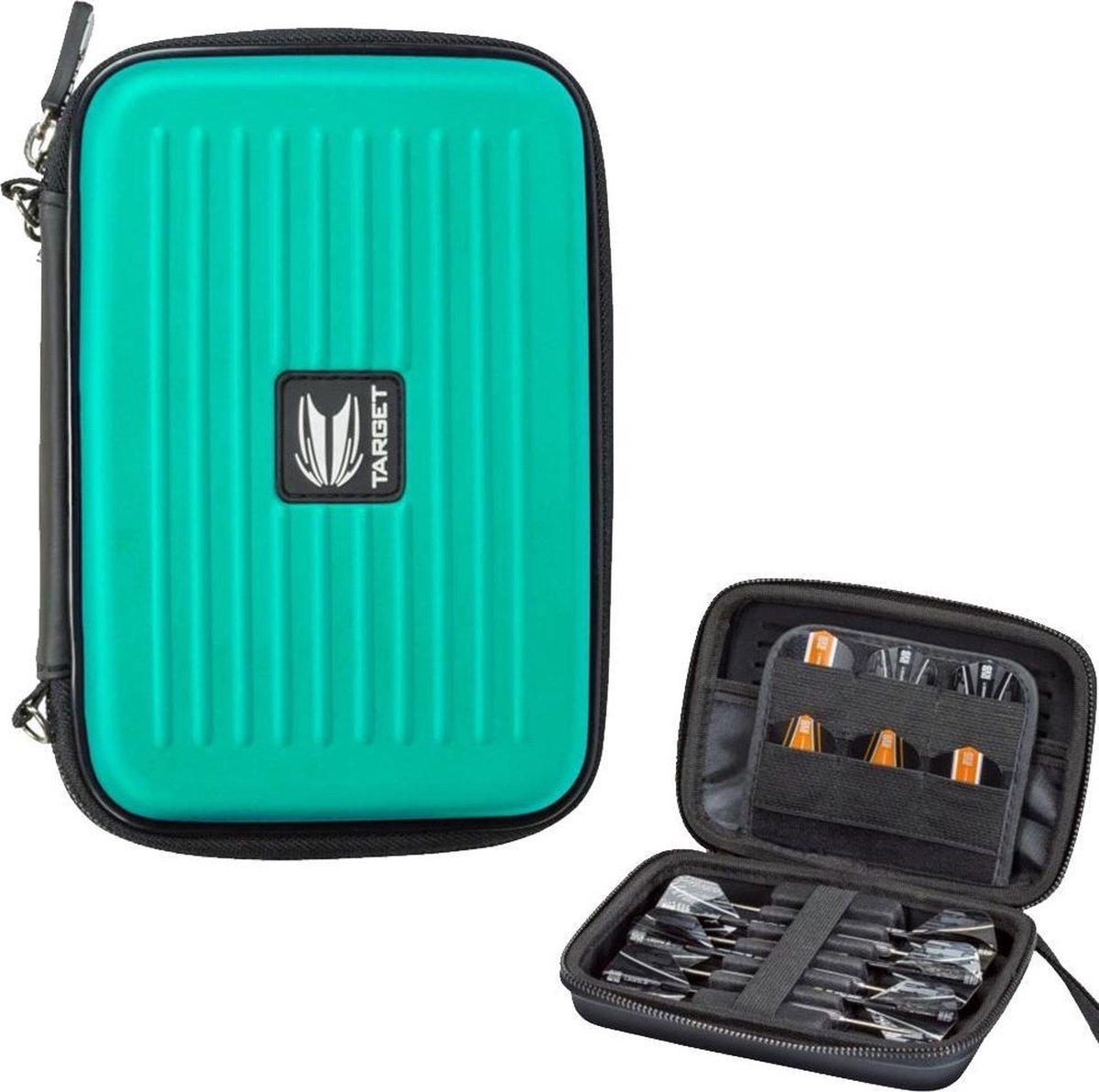 Target Takoma XL Wallet Kleur: Aqua