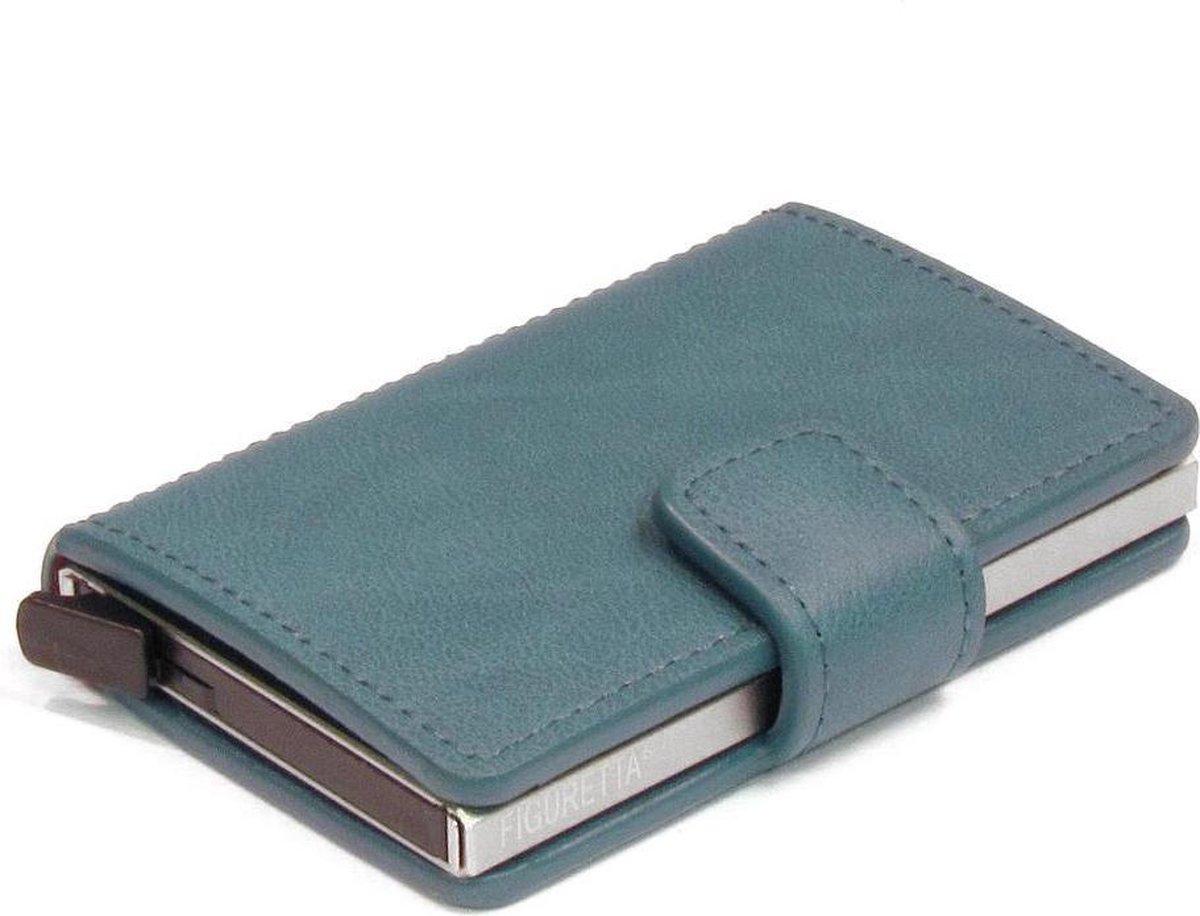 Figuretta RFID Creditcardhouder - Jeans - Figuretta