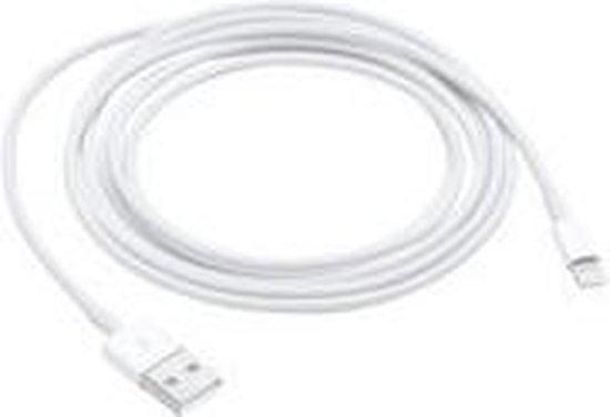 Apple USB kabel naar lightning - 2m