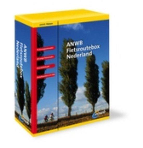 Anwb Fietsroutebox Nederland / Druk Heruitgave