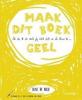 Boekomslag van 'Ik zie, ik zie wat jij niet ziet en de kleur is ... geel'
