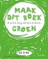 Boekomslag van 'Ik zie, ik zie wat jij niet ziet en de kleur is ... groen'