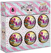 L.O.L. Surprise! bal 6Pack Confetti Pop - Unicorn