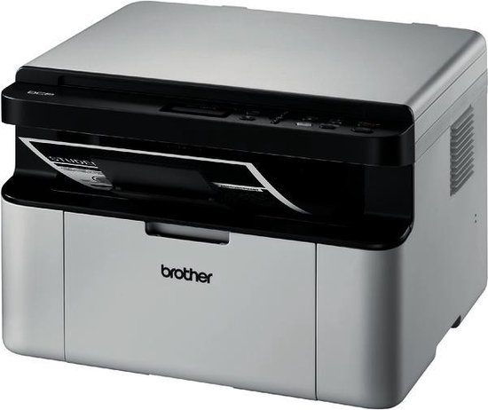 Brother DCP-1610W - Draadloze All-in-One Zwart-wit Laserprinter