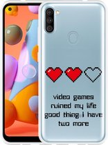 Oppo A52 Hoesje Gamers Life