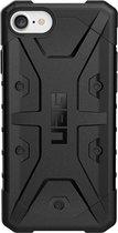 UAG Pathfinder Backcover iPhone SE (2020) / 8 / 7 / 6(s) hoesje - Zwart