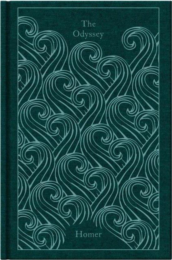 Boek cover Penguin clothbound classics Odyssey van Homer (Hardcover)