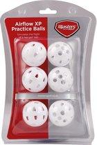 Masters - Airflow XP Practice Balls 6 stuks