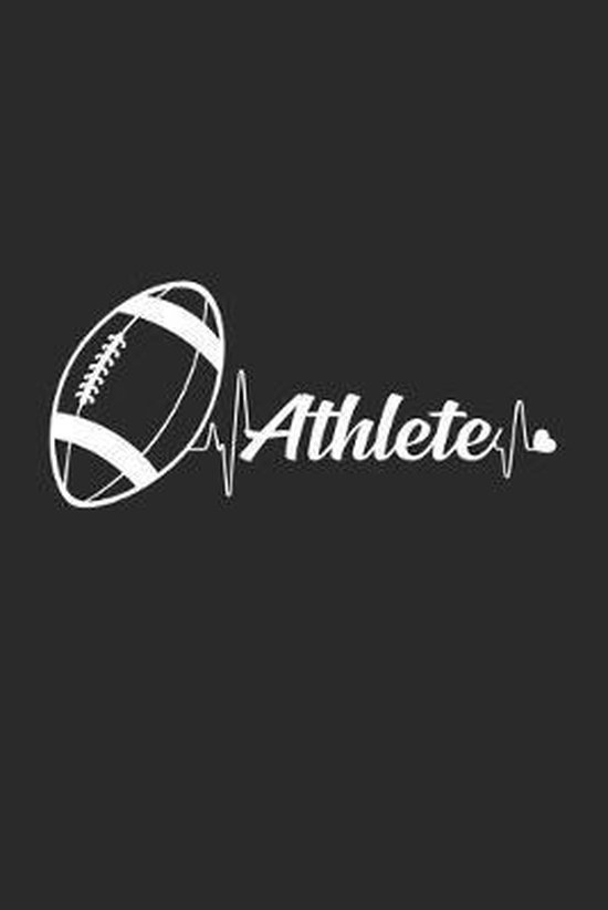 Athlete: 6x9 Athletics - grid - squared paper - notebook - notes