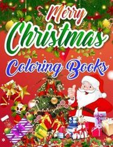 Merry Christmas Coloring Books