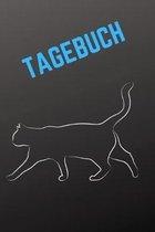 Tagebuch: Katzen Tagebuch f�r Kinder