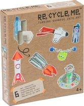 Re-Cycle-Me - Knutselpakket Ruimtevaart