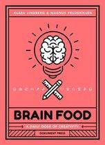 Boek cover Brain Food van Magnus Frederiksen