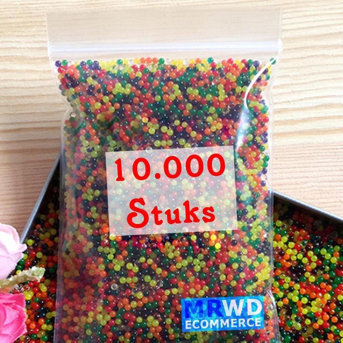 Waterballetjes 10000 stuks vochtballen - Water Kristallen - 50 Gram