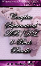 Complete Supernatural AB/DL 8-Book Bundle