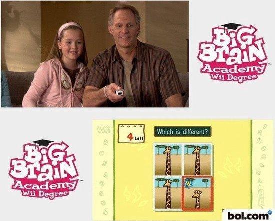 Big Brain Academy - Nintendo