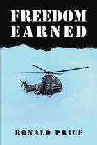 Boek cover Freedom Earned van Ronald Price