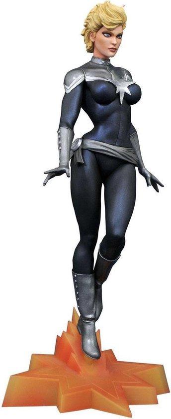 Marvel Gallery: SDCC 2019 - Shield Captain Marvel PVC Statue