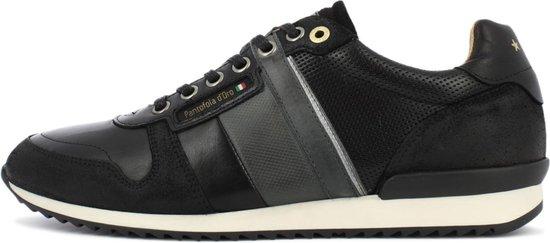 Pantofola d'Oro Carpi Uomo Lage Zwarte Heren Sneaker 46