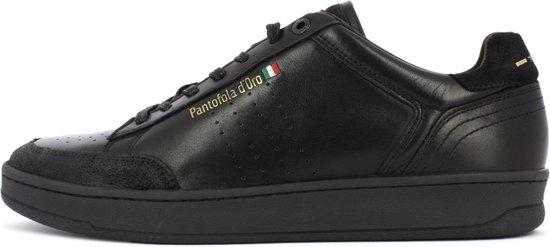 Pantofola d'Oro Caltaro Uomo Lage Zwarte Heren Sneaker 47