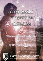 GDPR - Standard Data Protection Staff Training