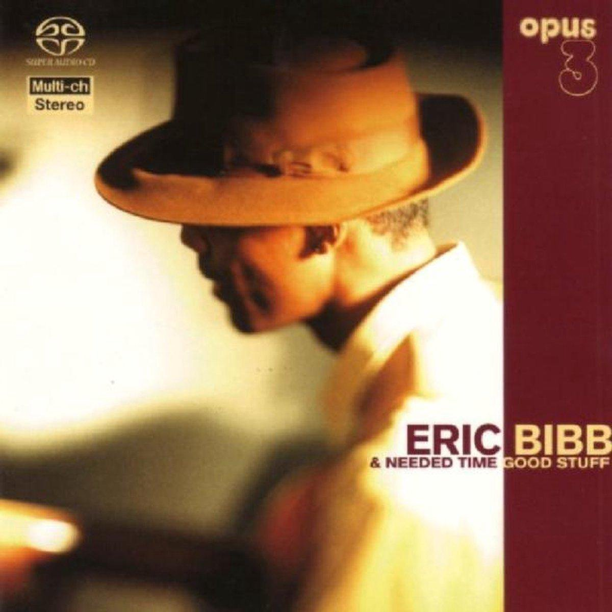 Bol Com Good Stuff Eric Needed Time Bibb Muziek