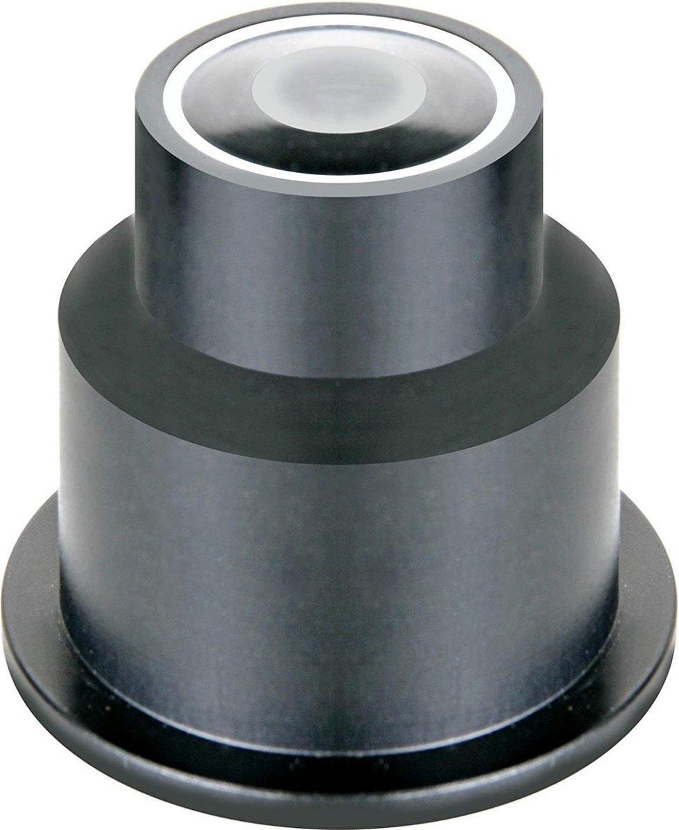 Bresser Condensor Donkerveld Olie 4,5 X 4,5 Cm Staal Zwart