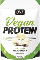 QNT Vegan protein - Vanilla macaroon (500g)