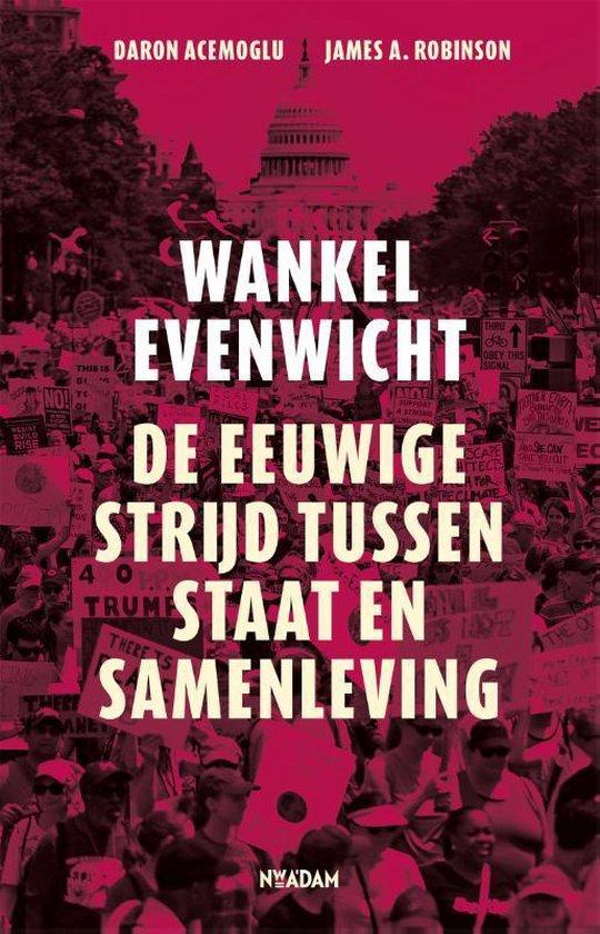 Boek cover Wankel evenwicht van Daron Acemoglu (Paperback)