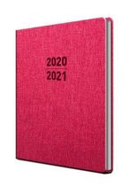 2021 Small Dark Pink Planner
