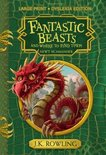 Fantastic beasts and where to find them (large print dyslexia edition)