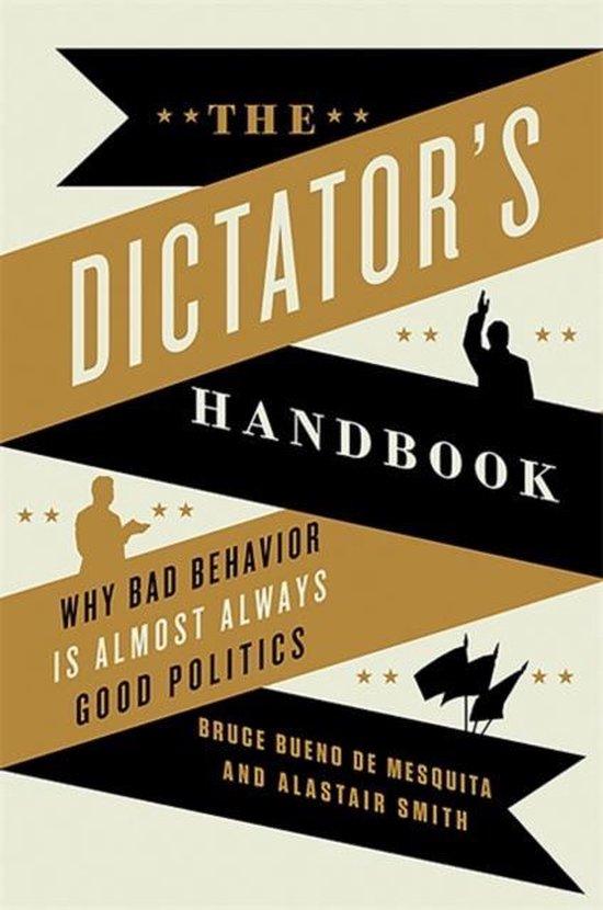 Boek cover The Dictators Handbook van Bruce bueno de mesquita (Paperback)