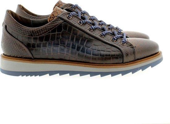Giorgio 64931 schoenen - bruin / combi, ,44 / 10