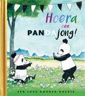 Gouden Boekjes  -   Hoera, een pandajong!