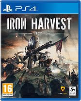 Iron Harvest - PS4