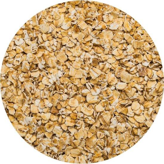 Havervlokken Fijn Glutenvrij Biologisch 1 kg