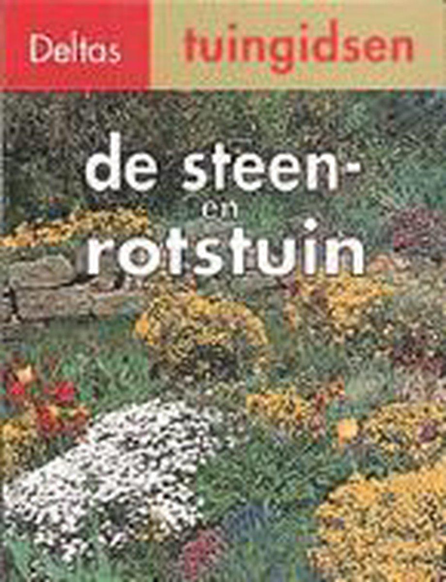Deltas tuingidsen 8. de steen- en rotstuin
