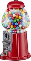 Balvi kauwgomballen automaat American Dream 28 cm rood metaal