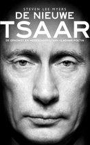 Boek cover De nieuwe tsaar van Steven Lee Myers (Hardcover)