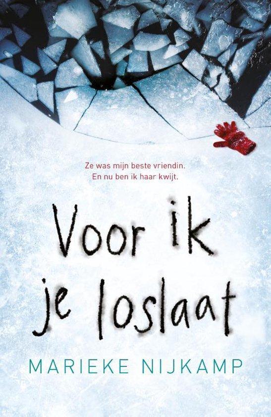 Boek cover Voor ik je loslaat van Marieke Nijkamp (Paperback)