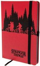 Stranger Things Upside Down Premium A5 Notitieboek