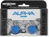 KontrolFreek Alpha (blauw) thumbsticks voor PS4
